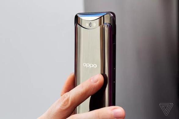 Reno mang cảm hứng đổi mới mạnh mẽ cho OPPO - Ảnh 3.