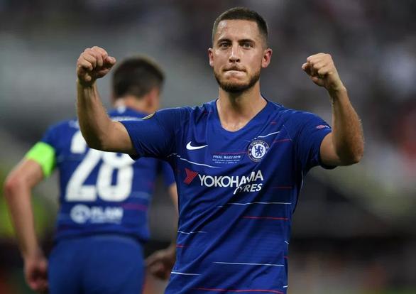 Hazard: 'Chiến thắng này có thể là lời từ biệt' - Ảnh 1.