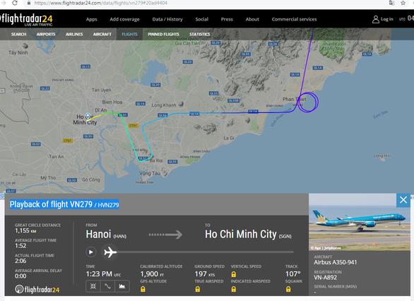 Vietnam Airlines lên tiếng về chuyến bay quốc tế chậm vì chờ khách - Ảnh 1.