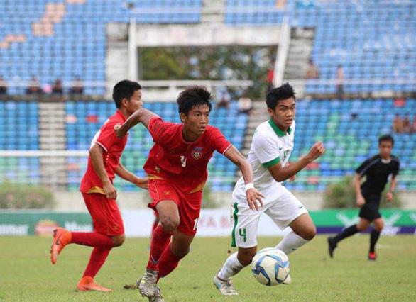 U22 Myanmar làm nóng trước trận gặp Việt Nam - Ảnh 1.