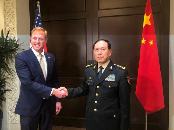 Đối thoại Shangri-La: Mỹ nói Trung Quốc quân sự hóa Biển Đông quá đáng - Ảnh 2.