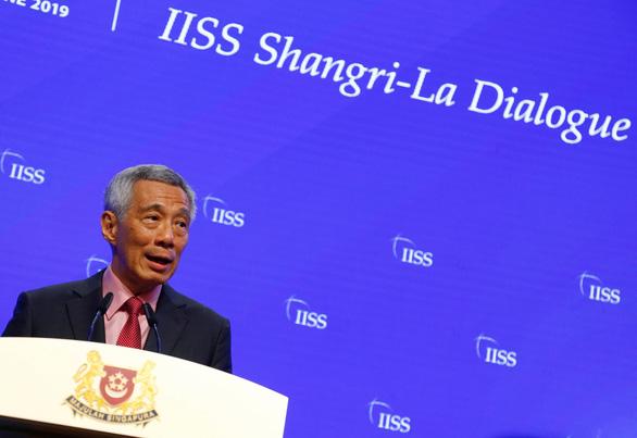 Thủ tướng Singapore nói Trung Quốc cần tôn trọng luật pháp quốc tế - Ảnh 1.