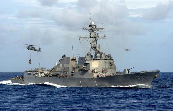 Lưỡng viện Mỹ đấu Trung Quốc ở Biển Đông - Ảnh 1.