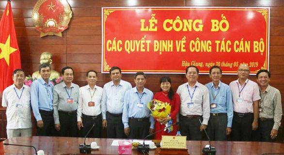 Phó giám đốc Sở Tư pháp Hậu Giang từ chối nhận quyết định điều động - Ảnh 1.