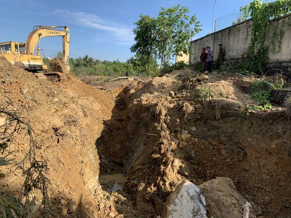Không phát hiện cống xả thải ngầm ở Men Mauri La Ngà - Ảnh 3.