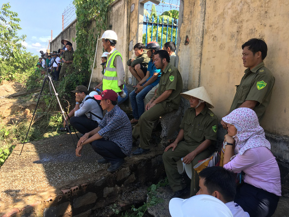 Không phát hiện cống xả thải ngầm ở Men Mauri La Ngà - Ảnh 2.
