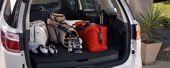 Chevrolet Trailblazer và Colorado, bộ đôi đậm chất Mỹ - Ảnh 4.