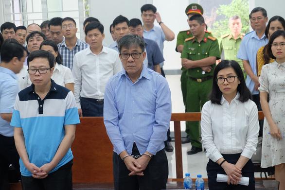 Cựu tổng giám đốc PVEP Đỗ Văn Khạnh lĩnh 3 năm tù - Ảnh 1.