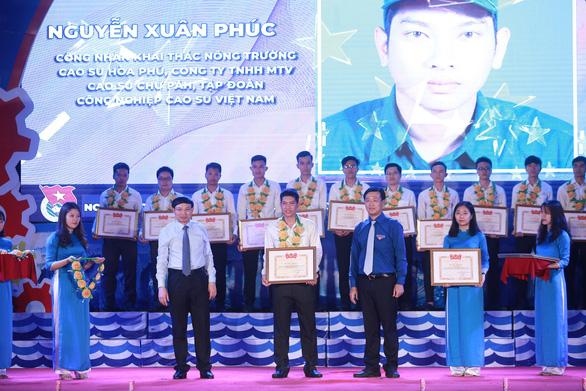Tôn vinh 34 kỹ sư, công nhân... tại giải Người thợ trẻ giỏi toàn quốc - Ảnh 3.