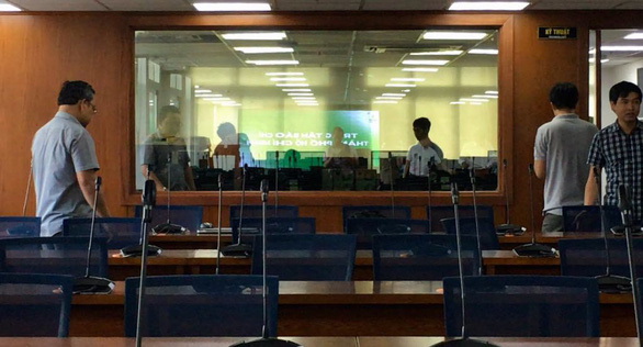 Ngắm Trung tâm báo chí TP.HCM trước ngày khánh thành - Ảnh 5.