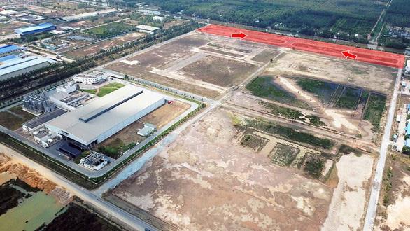 Vụ chuyển đất công nghiệp thành khu dân cư: UBND Long An xem xét xử phạt các chủ đầu tư - Ảnh 1.