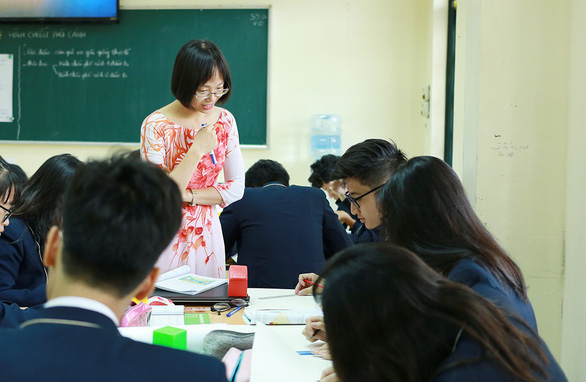 Trăm dâu đổ đầu... giáo viên chủ nhiệm -  Kỳ cuối: Chủ nhiệm là nhà quản lý - Ảnh 3.