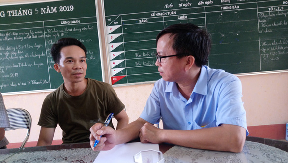 Gần 2/3 học sinh Trường Đồng Lương chưa dám đến lớp sau khi 6 cô trò bị đâm - Ảnh 5.