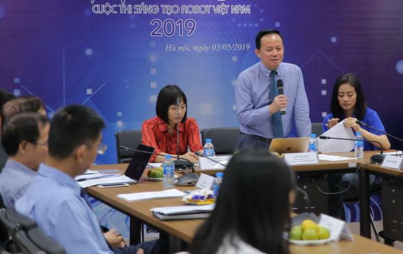 Robocon Việt Nam chọn đội tài năng dự thi ở Mông Cổ - Ảnh 1.