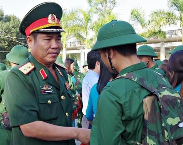 Tư lệnh Quân khu 9 Nguyễn Hoàng Thủy bị cảnh cáo - Ảnh 1.