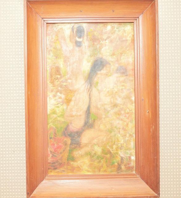 Chuyên gia Đức hé lộ cách bảo quản Thiếu nữ tắm khỏa thân - Ảnh 3.
