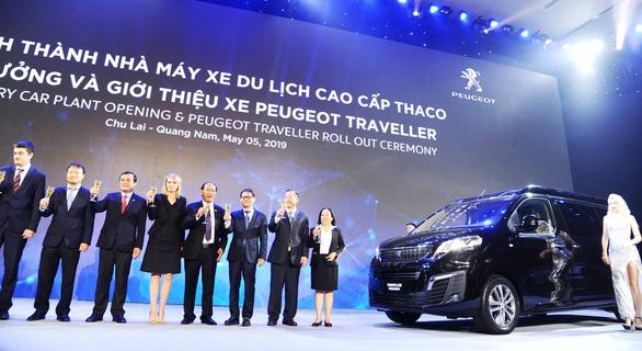 40 năm thương hiệu ôtô danh giá Peugeot trở lại Việt Nam - Ảnh 1.