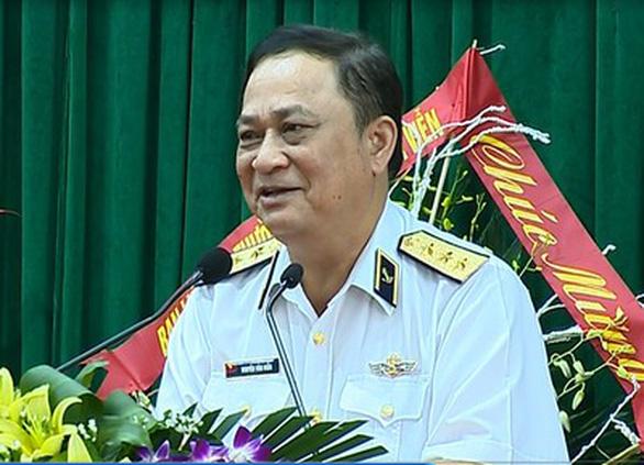 Đô đốc Nguyễn Văn Hiến vi phạm trong quản lý đất quốc phòng - Ảnh 1.