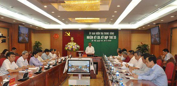 Xem xét kỷ luật nguyên Phó thủ tướng Vũ Văn Ninh - Ảnh 1.
