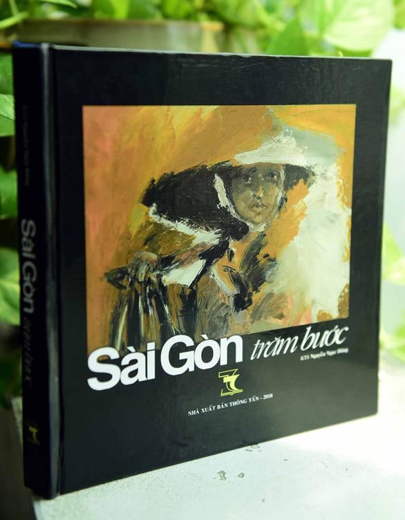 Sài Gòn trăm bước: nặng tình với di sản Sài Gòn - Ảnh 1.