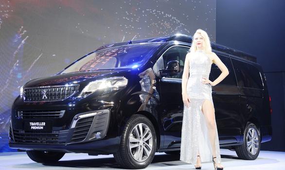 40 năm thương hiệu ôtô danh giá Peugeot trở lại Việt Nam - Ảnh 5.