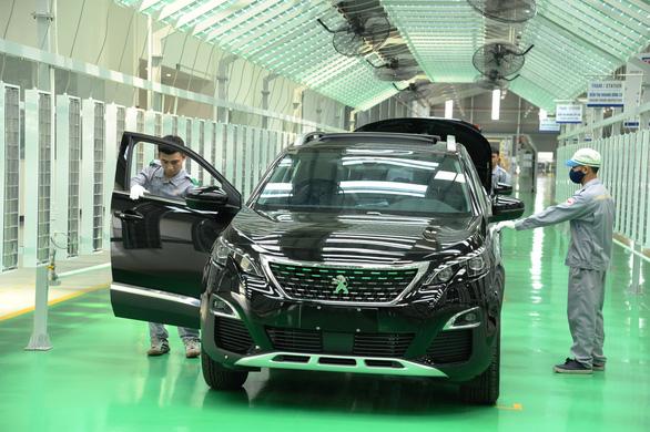 40 năm thương hiệu ôtô danh giá Peugeot trở lại Việt Nam - Ảnh 7.