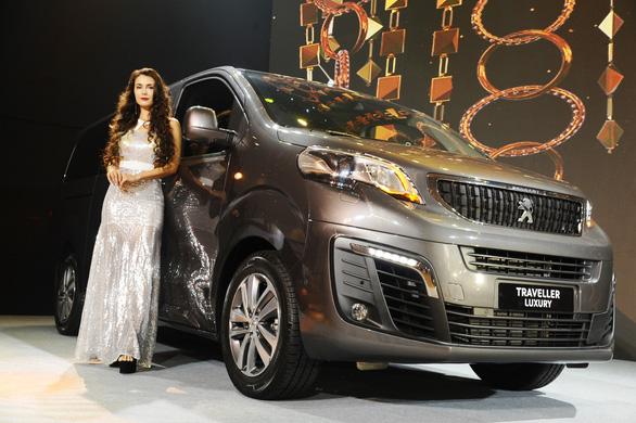 40 năm thương hiệu ôtô danh giá Peugeot trở lại Việt Nam - Ảnh 4.
