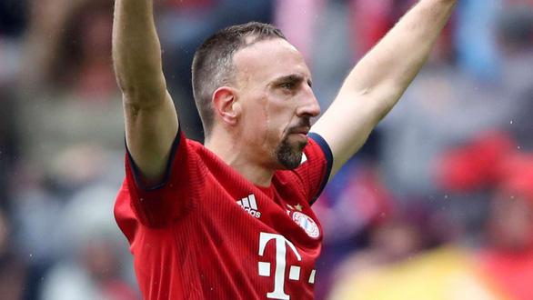Ribery sẽ chia tay Bayern Munich vào cuối mùa - Ảnh 1.