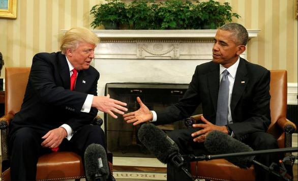 Ông Obama chê bà Hillary vì để thua ông Trump - Ảnh 2.