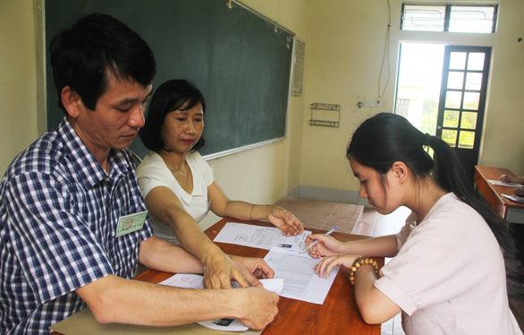 134 học sinh giỏi được xét tuyển thẳng đại học - Ảnh 1.
