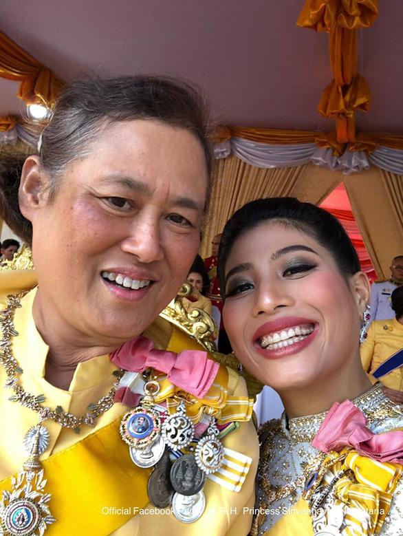 Con gái vua Thái trẻ trung, nhí nhảnh bất ngờ - Ảnh 4.