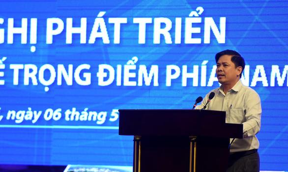 Bộ trưởng Nguyễn Văn Thể: Sắp tới nhiều tỉnh phía Nam bị ùn tắc giao thông - Ảnh 1.