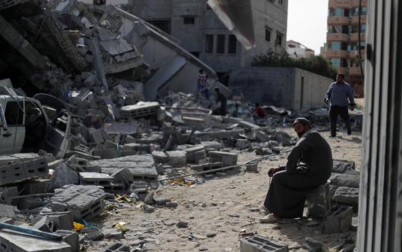 Dải Gaza tạm yên khi Palestine chấp nhận ngừng bắn với Israel - Ảnh 1.