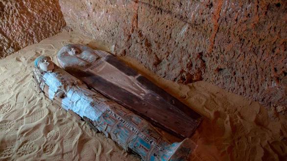 Mở lăng mộ 4.500 tuổi của quan chức cấp cao Ai Cập cổ đại - Ảnh 1.