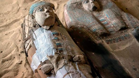 Mở lăng mộ 4.500 tuổi của quan chức cấp cao Ai Cập cổ đại - Ảnh 3.