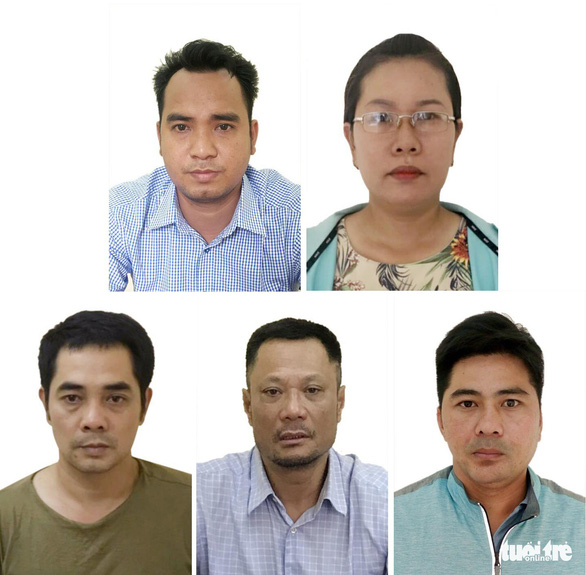 Khởi tố 5 người tổ chức cho 149 du khách Việt trốn sang Đài Loan - Ảnh 1.