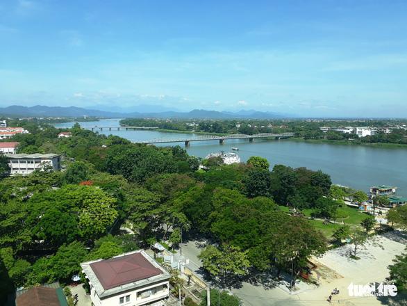 Thừa Thiên - Huế chưa đạt mục tiêu lên thành phố trực thuộc trung ương - Ảnh 1.