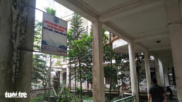 Trường cao đẳng Y dược Hà Nội đào tạo chui tại Hải Phòng - Ảnh 2.