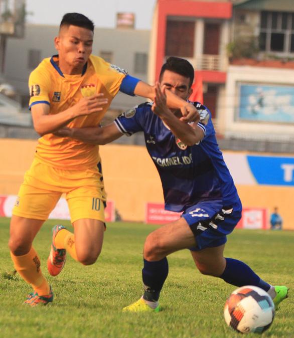 Thanh Hóa thắng trận đầu tiên trên sân nhà - Ảnh 3.
