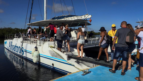 Hội chợ du lịch quốc tế lần thứ 39 tại La Habana (Cuba) - Ảnh 1.