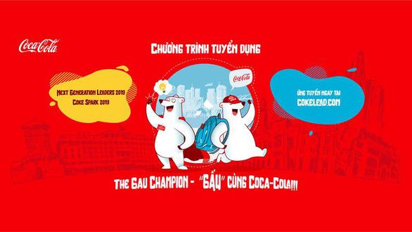 Coca-Cola Việt Nam và bài toán thu hút, quản lý nhân tài thế hệ Z - Ảnh 1.