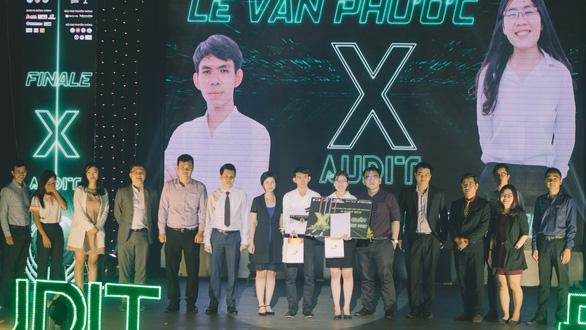Cuộc thi X-Audit - Truy tìm kiểm toán viên thời 4.0 - Ảnh 1.