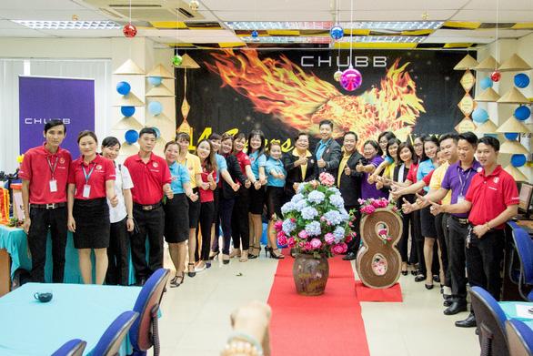 Chubb Life Việt Nam kỷ niệm 14 năm thành lập - Ảnh 5.