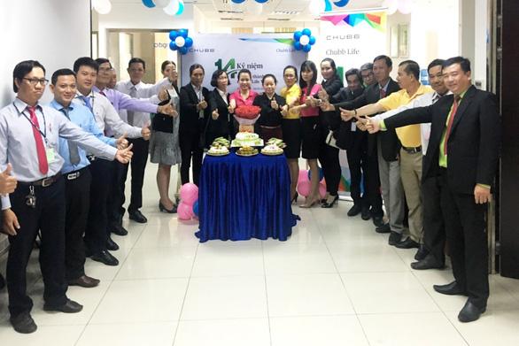 Chubb Life Việt Nam kỷ niệm 14 năm thành lập - Ảnh 6.