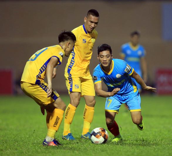 Thanh Hóa thắng trận đầu tiên trên sân nhà - Ảnh 2.