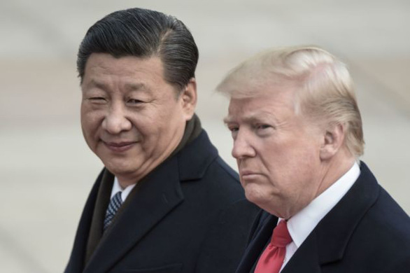 Ông Trump bất ngờ tăng thuế nhập khẩu nặng 25% với 200 tỉ USD hàng Trung Quốc - Ảnh 1.