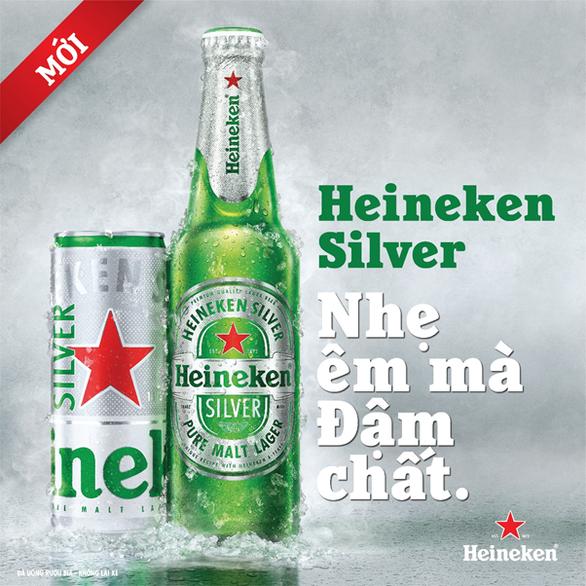 Những trải nghiệm bùng nổ cùng Heineken Silver - Ảnh 12.