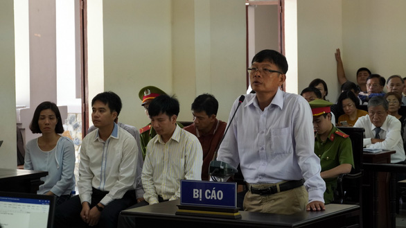 Xét xử vụ tham ô gần 49 tỉ tại Công ty cổ phần bọc ống dầu khí Việt Nam - Ảnh 1.