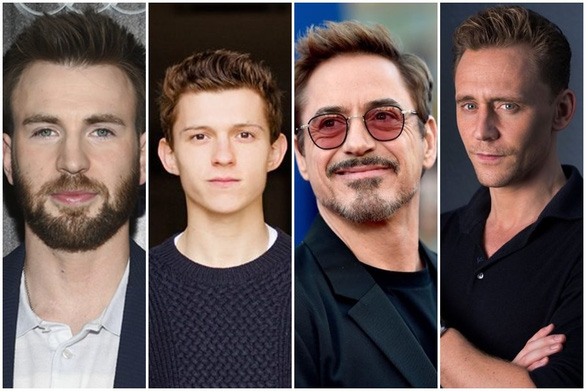 Sao Hollywood lột xác sau khi gia nhập đế chế Marvel - Ảnh 1.