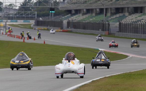 Xe tiết kiệm nhiên liệu của sinh viên Việt dự cuộc đua toàn cầu - Ảnh 3.